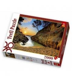 Trefl 2000 деталей восход солнца костабрава испания 27048N...