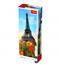 Trefl эйфелева башня среди цветов 300 элементов 75000