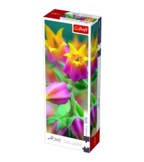 Trefl расцетающие цветы 300 элементов 75005