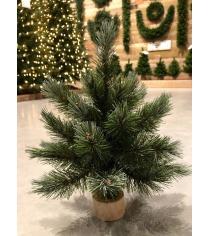 Искусственная елка Triumph tree женева 30 см на подставке заснеженная
