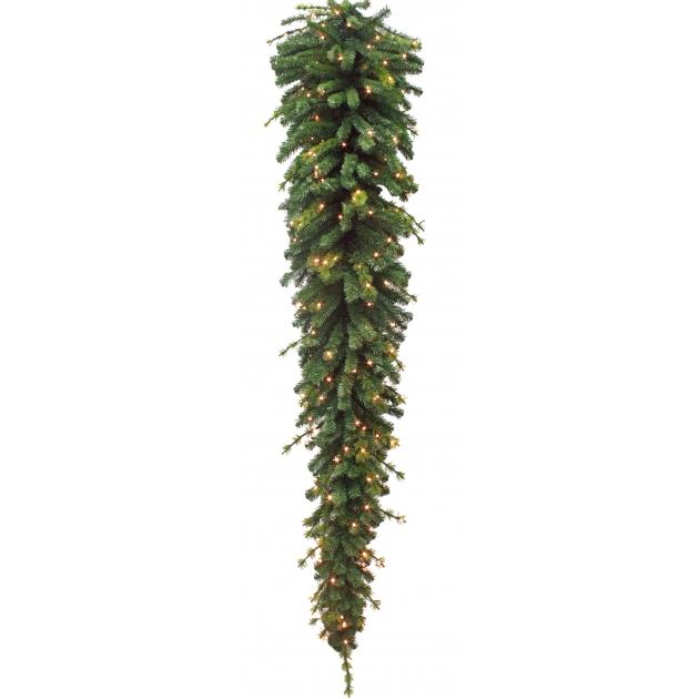 Гирлянда капля Triumph tree  288 ламп 270 см зеленая