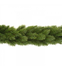Новогодняя гирлянда декор Triumph 180x33 см зеленая