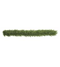 Новогодняя гирлянда декор Triumph Лесная красавица 180x33 см зеленая