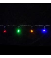 Новогодняя гирлянда Triumph Мультиколор 192 лампы 1440 см