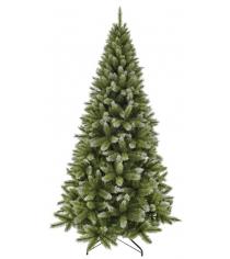 Искусственная елка Triumph Tree Женева с шишками 155 см заснеженная