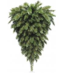 Искусственная елка перевертыш Triumph Tree Лесная Красавица 60 см