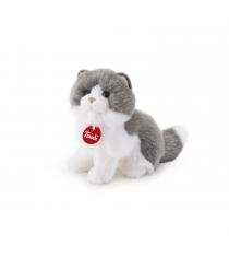 Trudi серо белая кошка Клотильда 20741