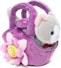 Trudi Котёнок в сумочке 15см 29729