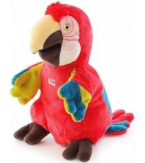 Мягкая игрушка на руку Trudi Попугай 25см 29930