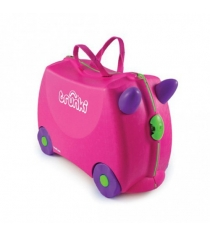 Чемодан на колесиках Trunki розовый 0061-GB01-P1
