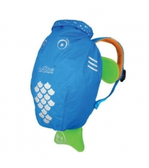 Водоотталкивающий рюкзак Trunki Paddlepak для бассейна и пляжа голубой 0082-GB01