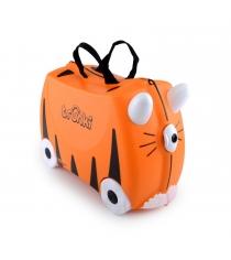 Детский чемодан на колесиках Trunki Тигр 0085-WL01-P1