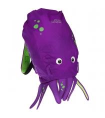Детский рюкзак Trunki для бассейна и пляжа Осьминог фиолетовый 0114-GB01