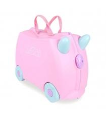 Детский чемодан на колесиках Trunki Рози розовый 0167-GB01