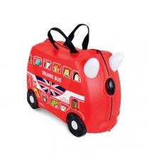 Чемодан на колесиках Trunki Автобус 0186-GB01-P4