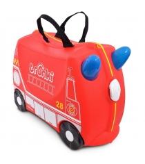 Детский чемодан Trunki на колесиках Пожарный Фрэнк 0254-GB01