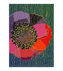 Блокнот Turnowsky Цветок зеленый 16 листов A5NB5580G