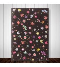Блокнот Turnowsky Цветы 16 листов A5NB5880K