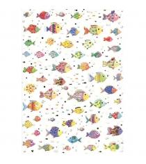 Блокнот Turnowsky Рыбы 16 листов A5NB6303