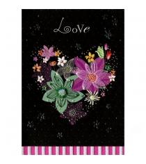 Открытка Turnowsky Цветочное сердце MO5694K1 3