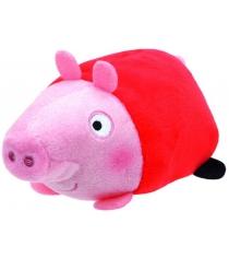 Свинка пеппа 11х7х5см Ty 42175