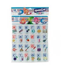 Азбука на магнитах фиксики учим алфавит и цифры Умка