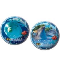 Мяч Unice Животный мир 23 см UN 2410