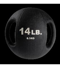 Тренировочный мяч Body Solid 6,4 кг BSTDMB14