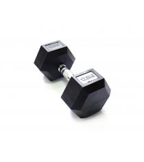 Гантель гексагональная Original Fit.Tools 17,5 кг FT-HEX-17,5