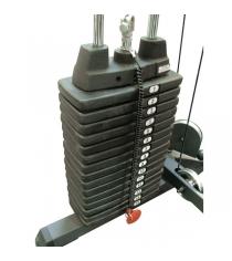 Весовой стек Body Solid 136 кг SP300