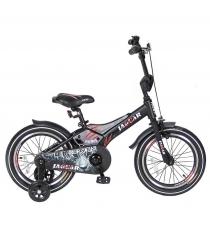 Велосипед 2х колесный Velolider 16 rush jaguar черный 5531