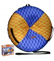 Сноутьюб flex multi tent с сиденьем малый 75 см Вельс СFМ-М-СП-К