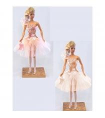 Одежда для кукол бальное платье с аксессуарами Виана 11.108
