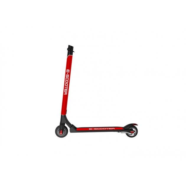 Электросамокат Viptoys e scooter красный
