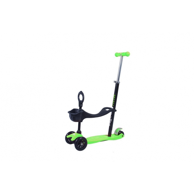 Самокат Viptoys Midou C 4 зеленый