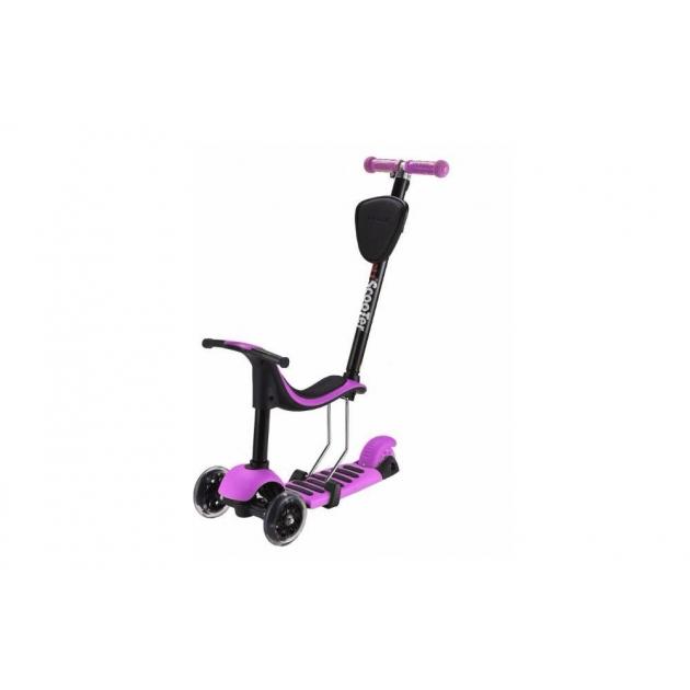 Самокат Viptoys Midou H 6 розовый