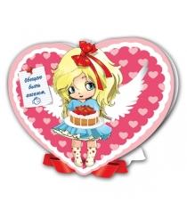 Открытка набор 3d card обещаю быть ангелом Vizzle Р57621