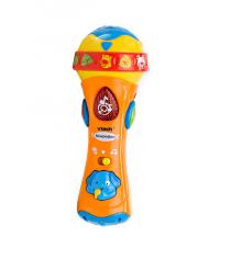 Развивающая игрушка микрофон VTech 80-078726
