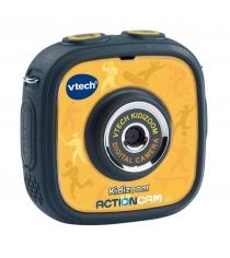 Цифровая камера Vtech Kidizoom Action Cam желтая 80-170700