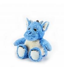 Игрушка грелка Warmies cp-dra-11 дракон синий