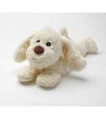 Игрушка грелка Warmies cp-pup-21 щенок кремовый