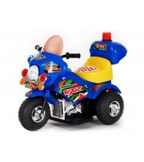 Электромобиль трицикл vfr синий Weikesi PB301ABE