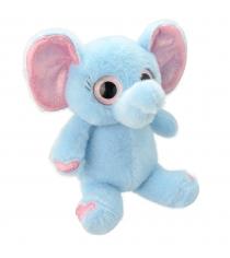 Мягкая игрушка слоненок 15 см Wild planet K7707