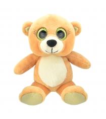 Мягкая игрушка медвежонок 15 см Wild planet K7714