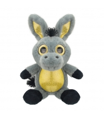 Мягкая игрушка ослик 23 см Wild planet K7848