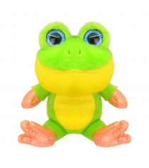 Мягкая игрушка лягушонок 15 см Wild planet K7852
