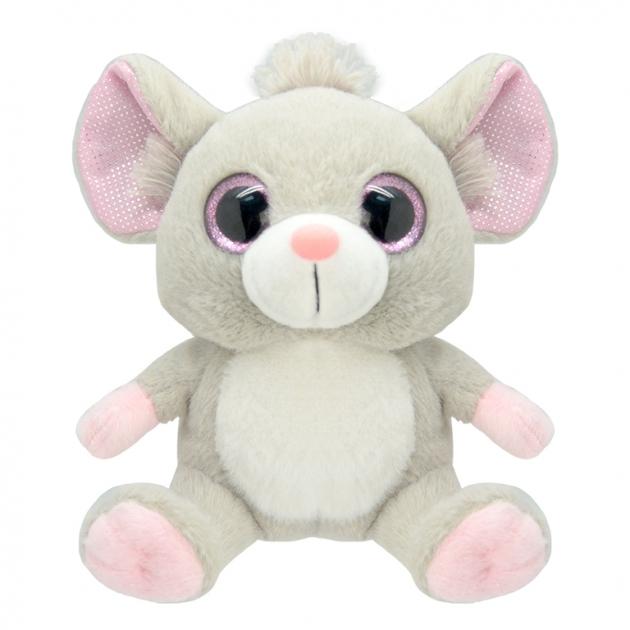 Мягкая игрушка мышка маленькая 19 см Wild planet K7863