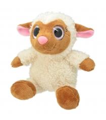 Мягкая игрушка овечка 20 см Wild planet K7867