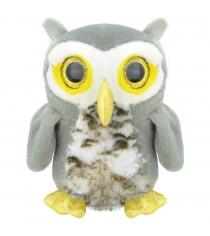 Мягкая игрушка orbys сова 15 см Wild planet K8135