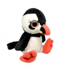 Мягкая игрушка пингвин буревестник 15 см Wild planet K8166...
